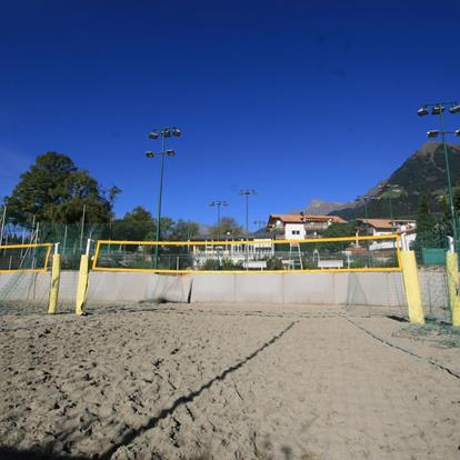 Tennis and Beach Volleyball