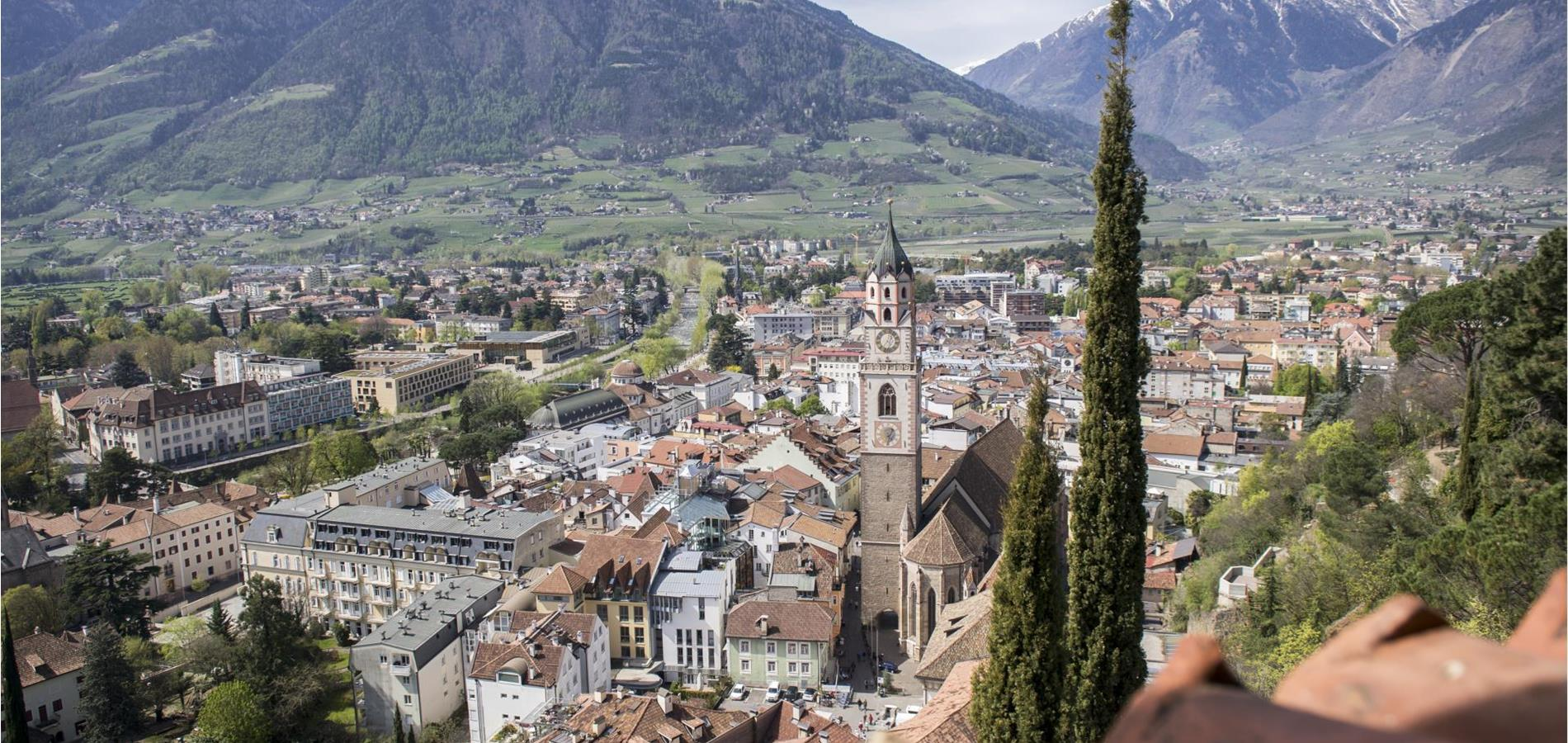 Spa Town of Merano