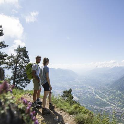 Places of Discovery around Merano in South Tyrol