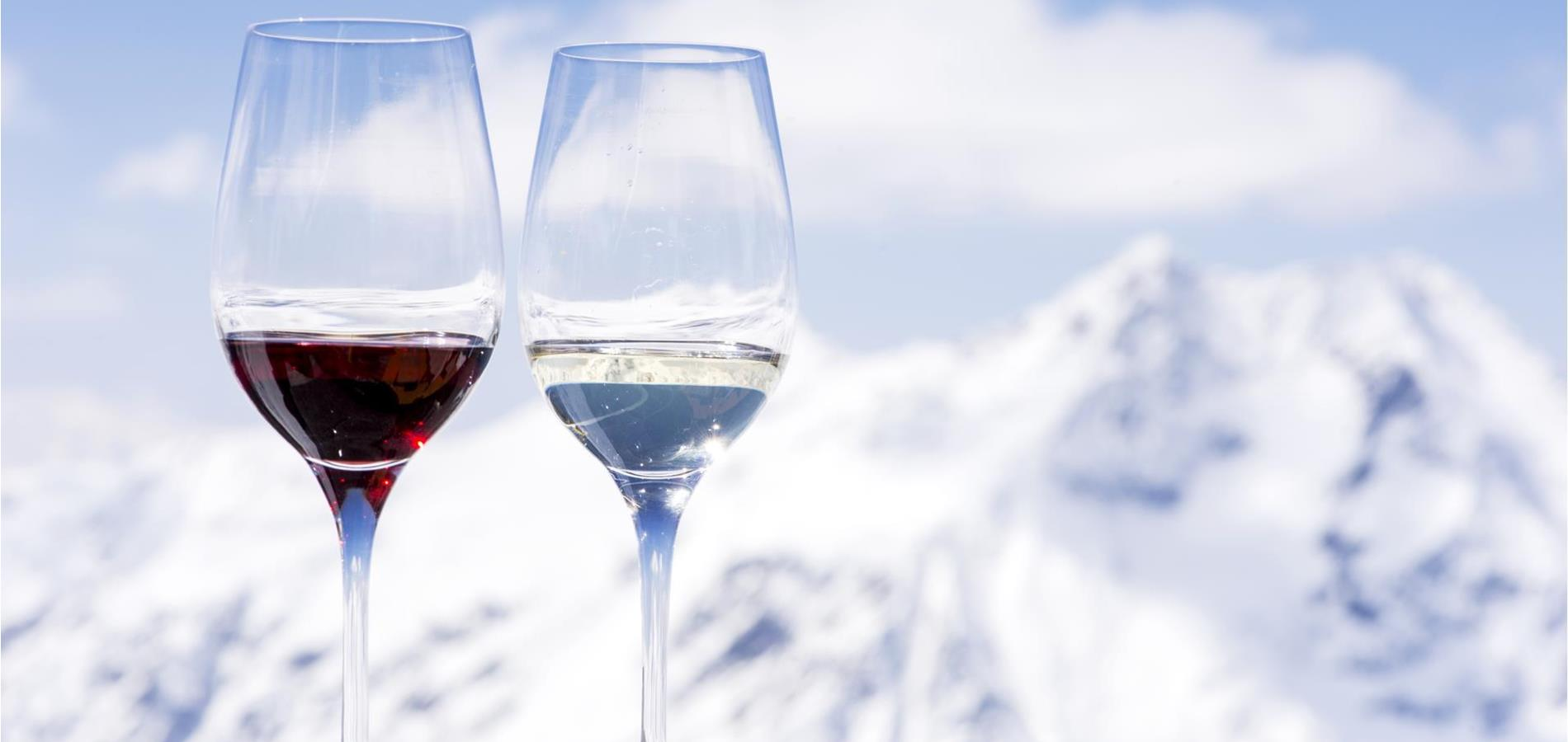 Glacier Wine Rally