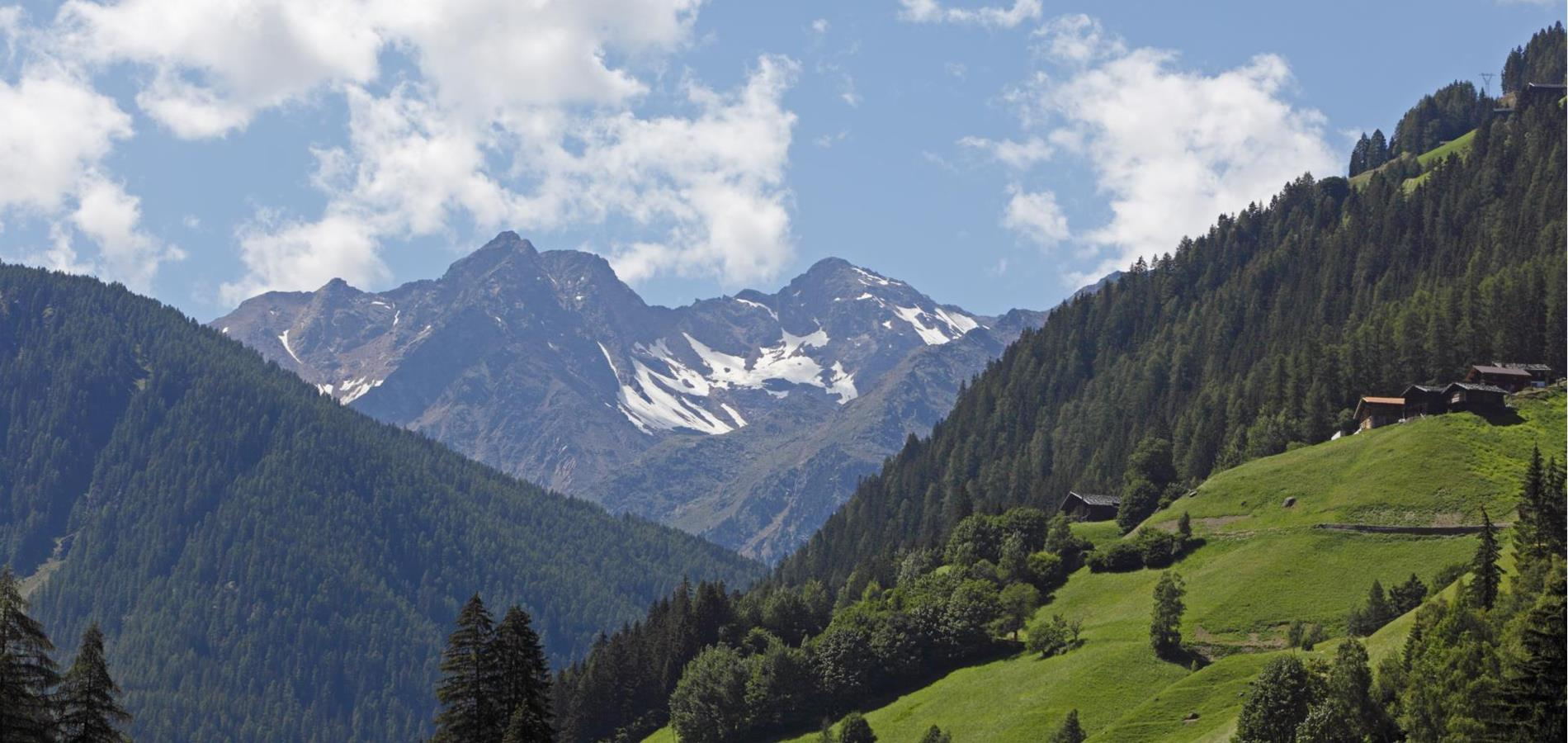 Webcams in of the Ultental Valley