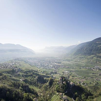 360º Panoramic Views from Tirolo