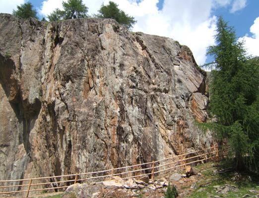 Kletterausrüstung Naturns : Hoachwool klettersteig naturns