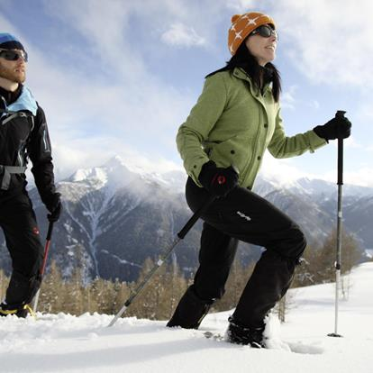 Winterwandern im Ultental