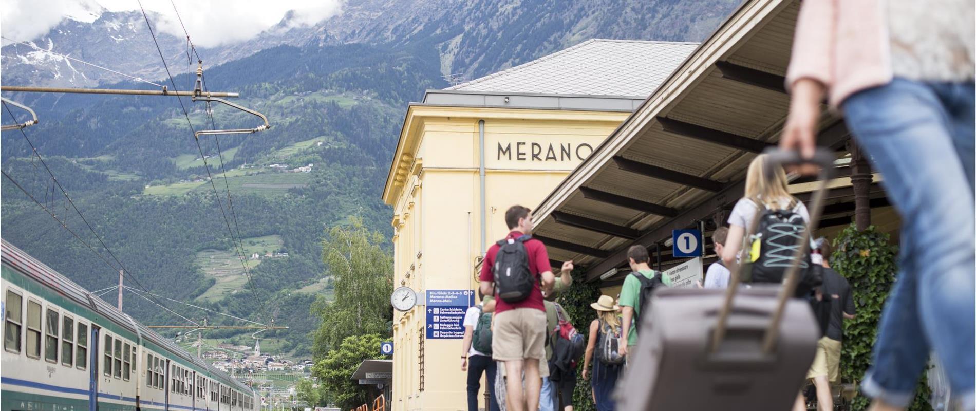öffentliche Verkehrsmittel In Südtirol