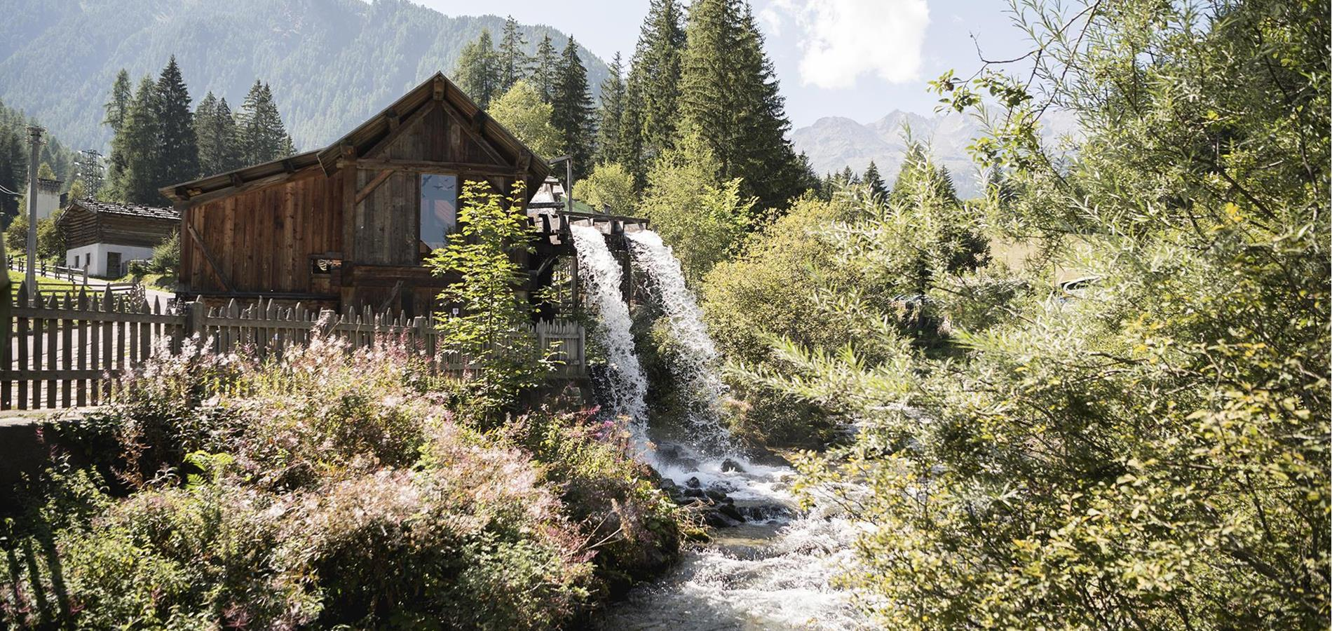 Places of Interest in the Ultental Valley