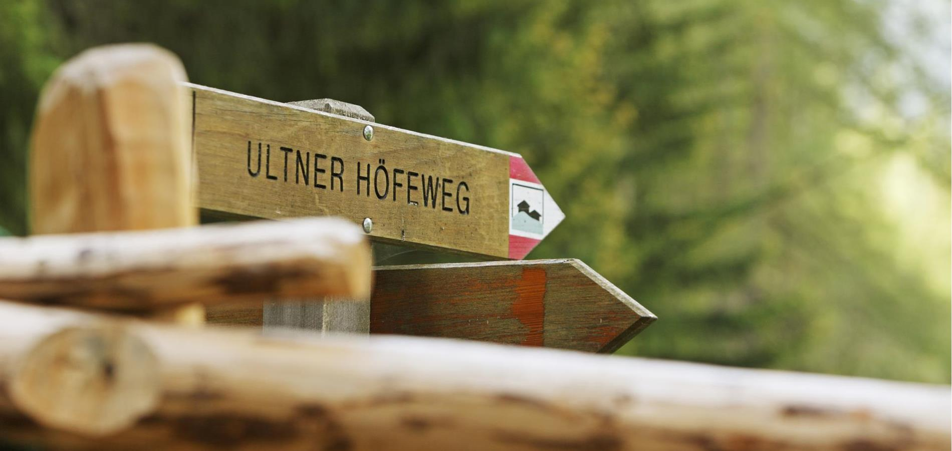 Hiking Trails in the Ultental Valley