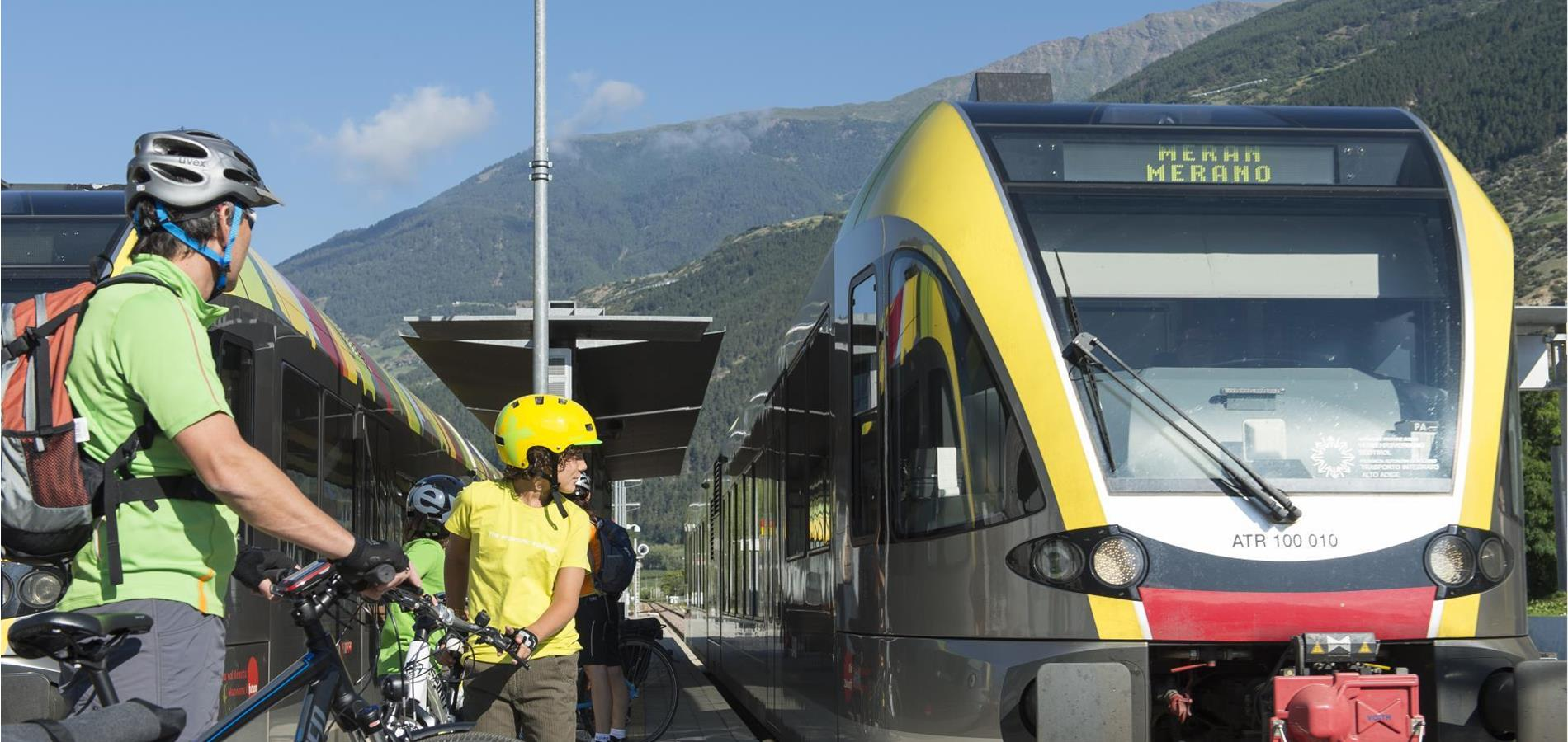 Equipment & Bicycle Rental in Merano and Environs