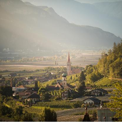Videos and Images from Lana and Surroundings near Merano
