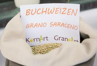 Buckwheat cappuccino with vegetable roots and Anterivo coffee