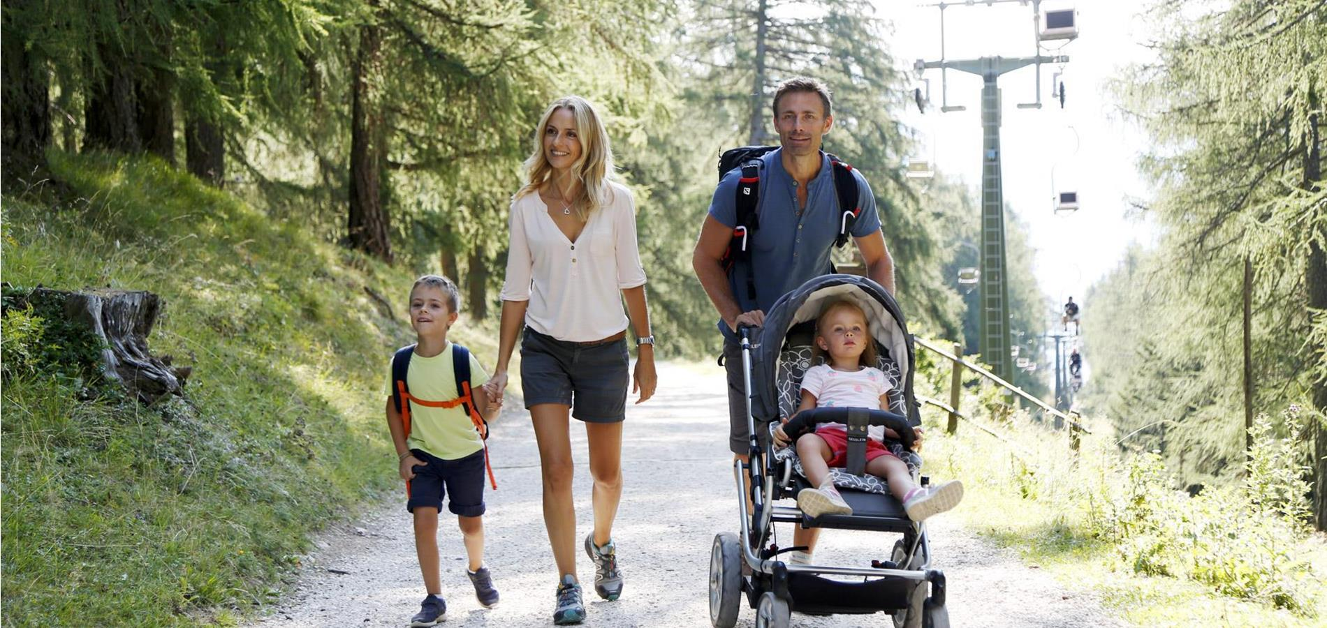 Hiking and recreation for the whole family