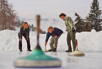 Ice Skating & Curling