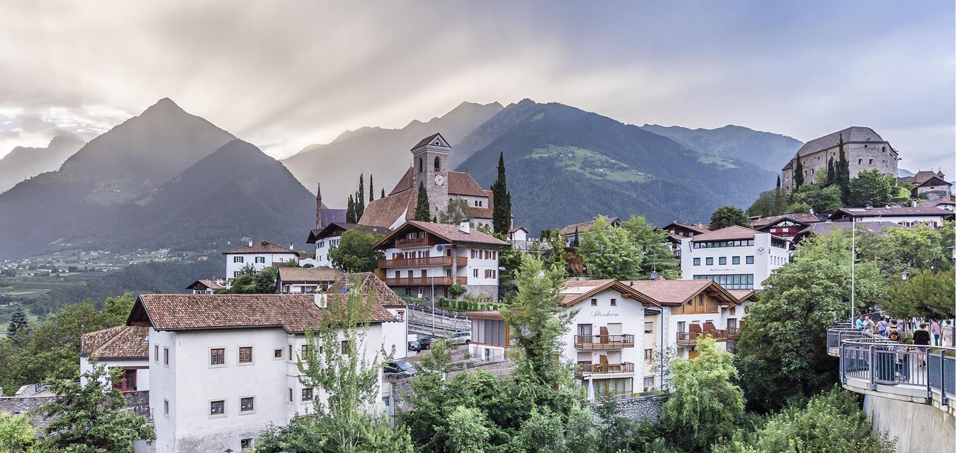 Scena in South Tyrol