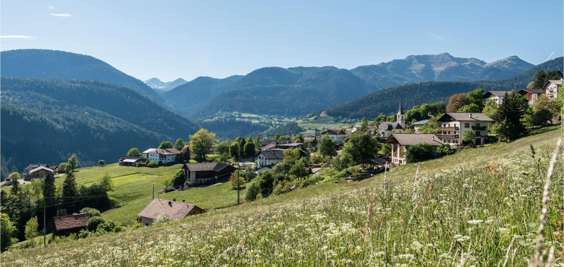 Deutschnonsberg – The Crossroads between South Tyrol and Trentino