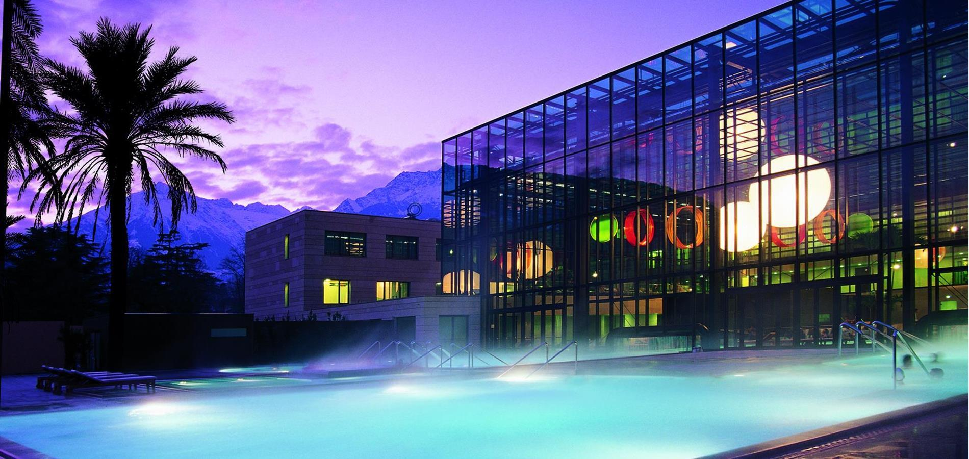 Therme Meran in Südtirol