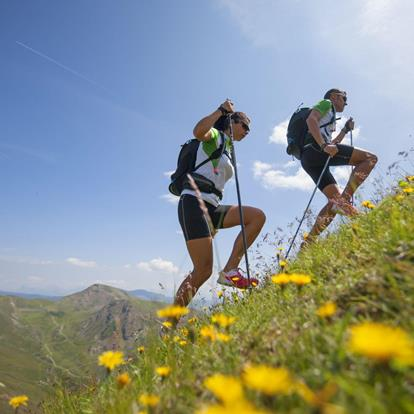 Trail running & Speedhiking in the Hiking Paradise Hafling & Meran 2000