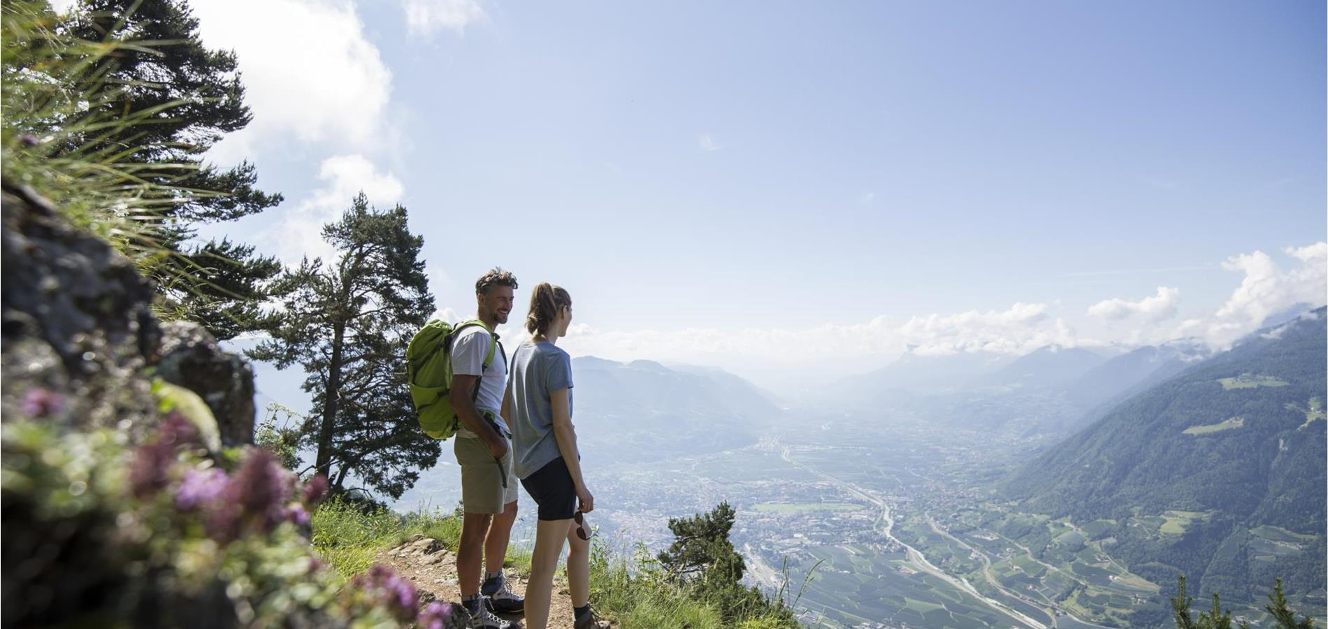 Outdoor Holidays in Nalles, South Tyrol