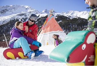 Ski Region Schnalstal Valley for all the Family