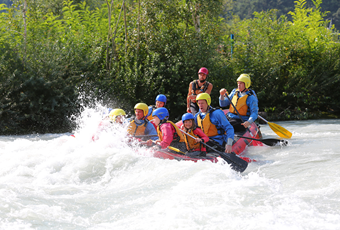 Rafting & River Boating