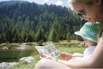 Kinderprogramm in Südtirol