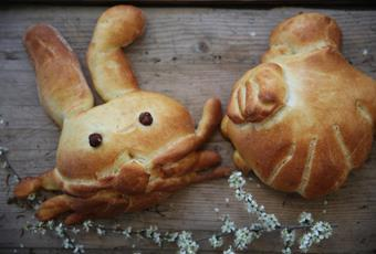 Fochaz - the Easter & All Saints Pastry