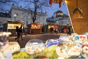 Link to the Merano Christmas Market's official website