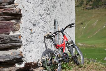 Equipment and cycle hire in Passeiertal Valley