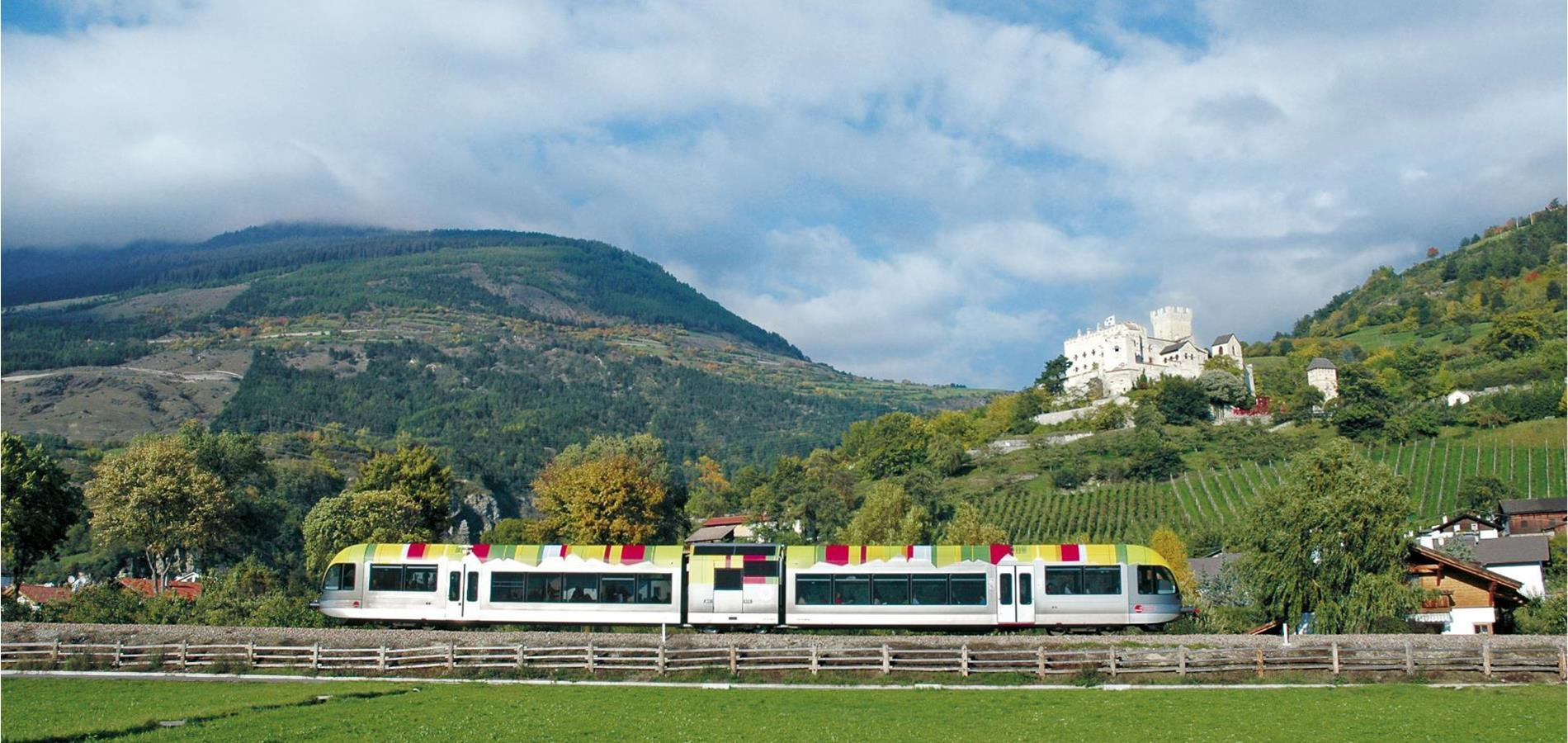 Public Transport in Merano