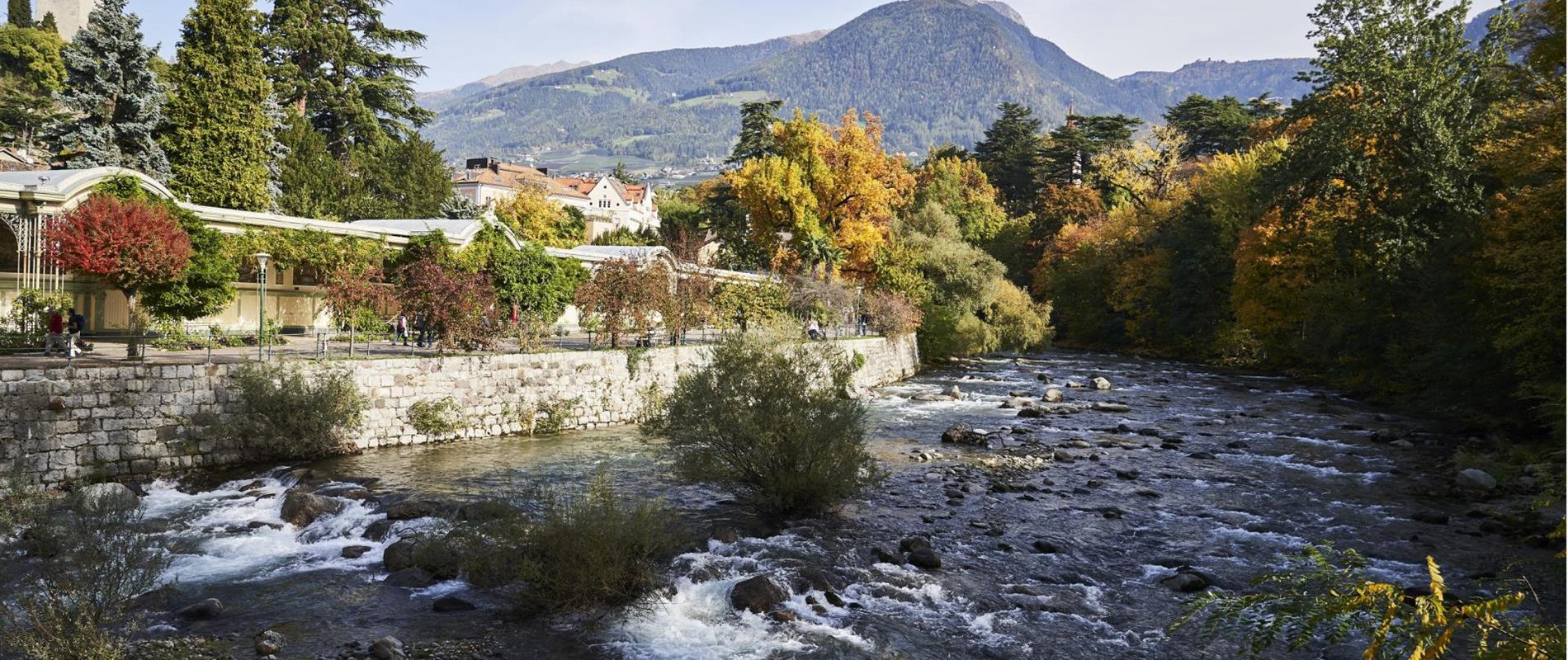 Autumn in Meran
