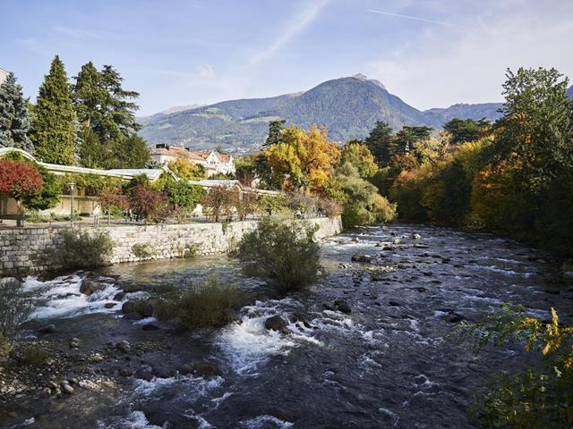 Autumn in Merano
