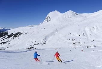 Skiing for returnees - short stay | January & March
