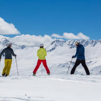 Skiing, snow shoe hiking or winter hiking - variety guaranteed