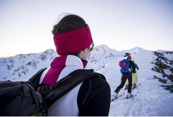 Ski tours in Merano and environs