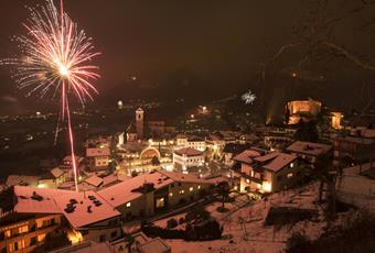 New Year's Eve in Scena