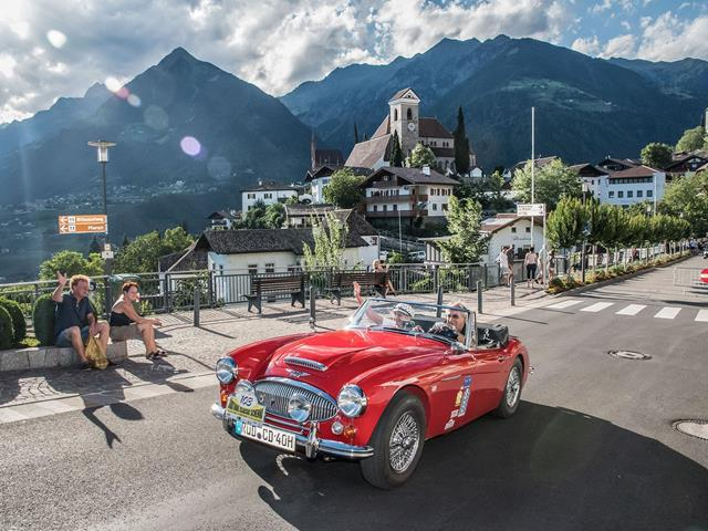 Events and Highlights Year Round in Scena near Merano