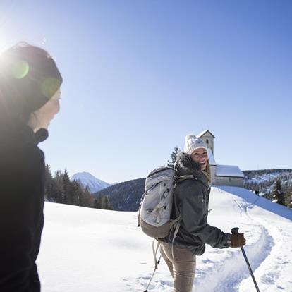 Cross-Country Skiing in South Tyrol