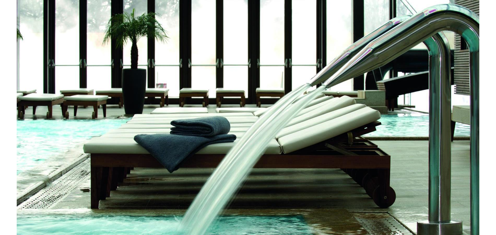 Wellness in de Therme Meran in Zuid-Tirol