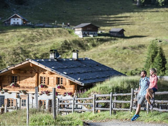 Mountain huts and shelters in Scena