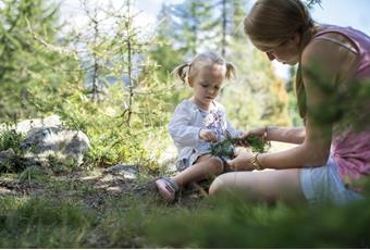 Family weeks in Hafling and Vöran