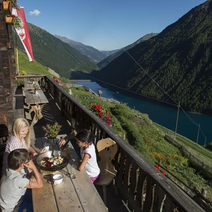 Family Holidays in Schnalstal Valley