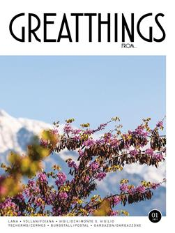 Greatthings from ... Magazine Cover 01 2021