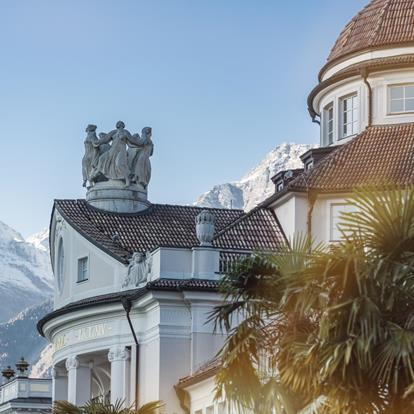 Travelling safely - Merano and surroundings