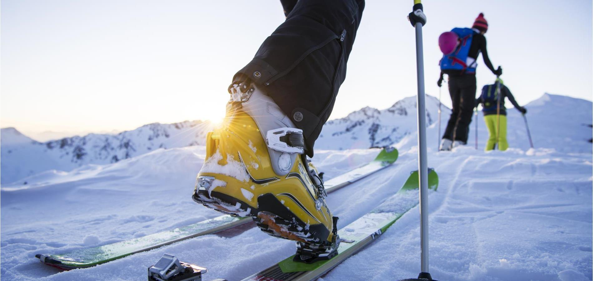 Ski Tours in Schnalstal Valley