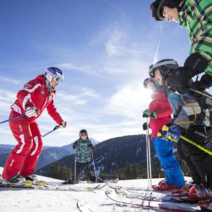 Skiing with Children in South Tyrol