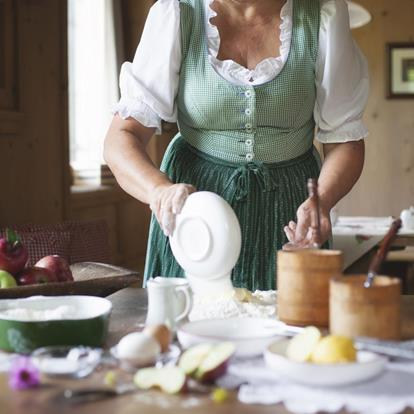 Recipes from South Tyrol