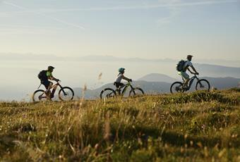 Mountain biking vacations in Naturno