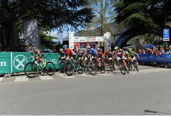 The Marlene Südtirol Sunshine Race in Nalles