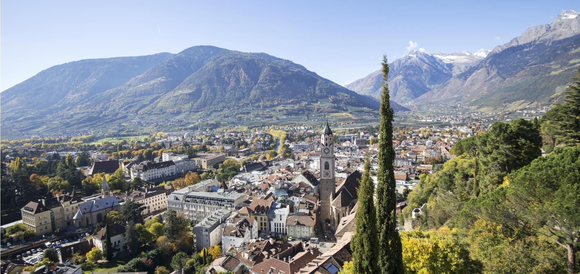 Wetter Meran Südtirol