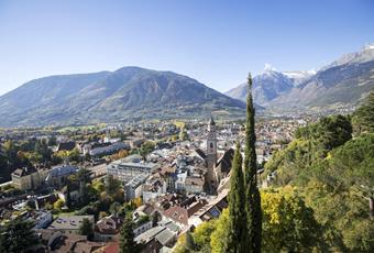Services for Guests in Merano
