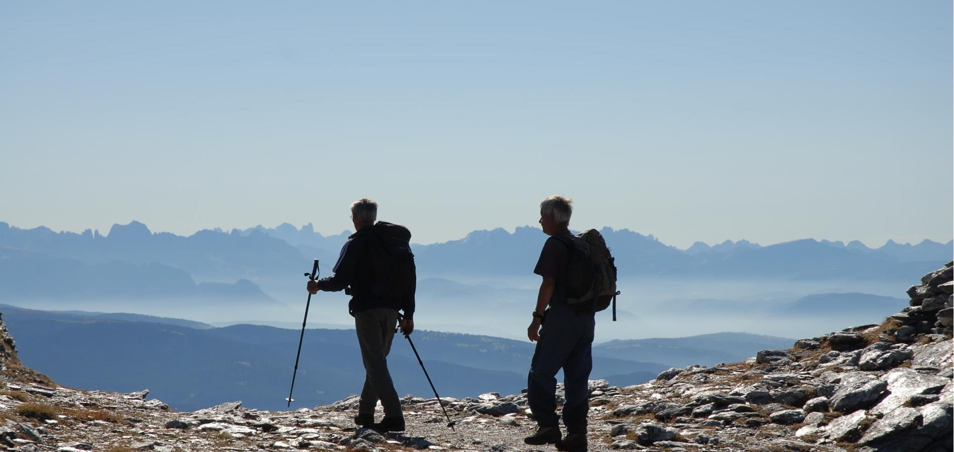 Mountain guides in the Passeiertal Valley
